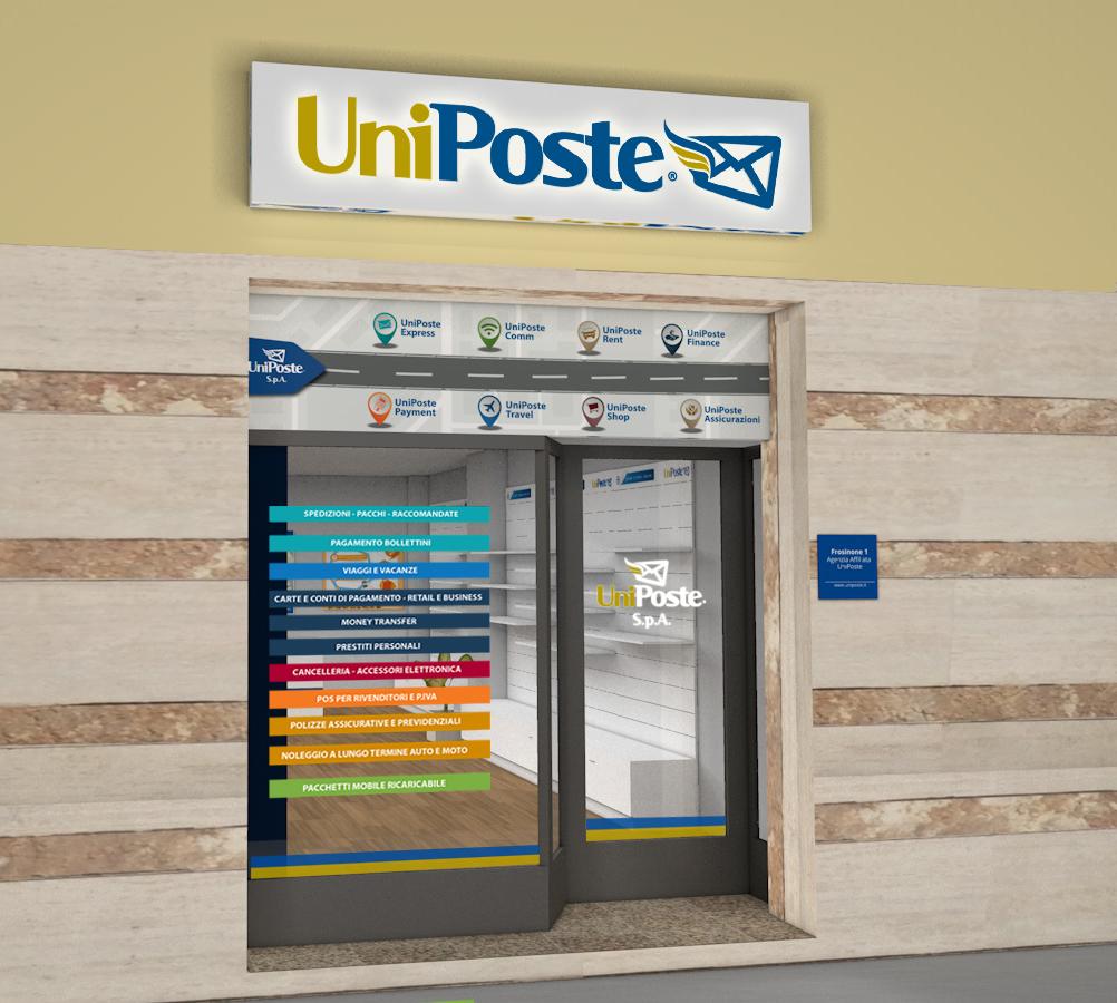 Agenzia UniPoste Render Frosinone
