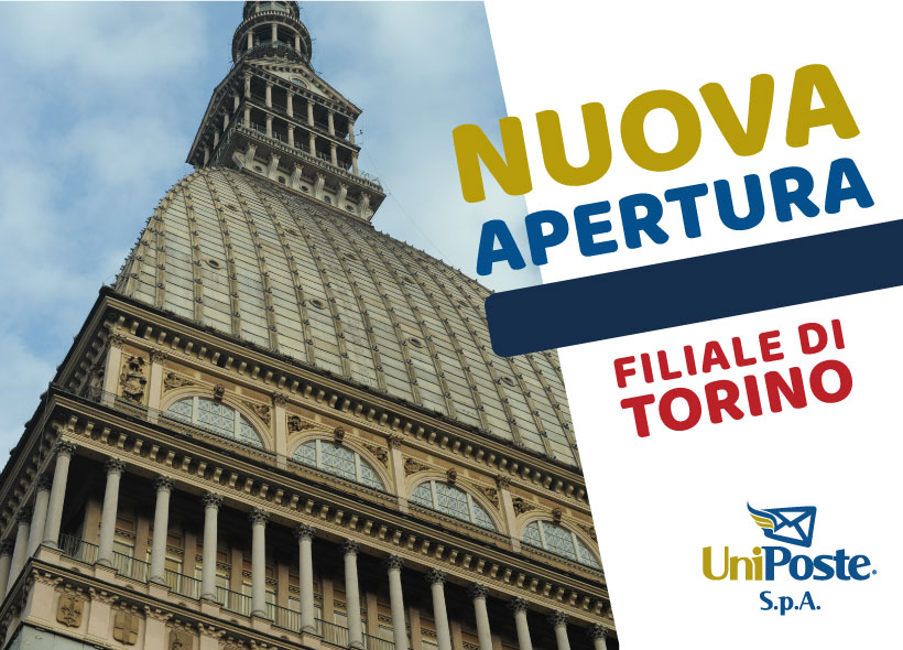 Agenzia UniPoste Torino 1
