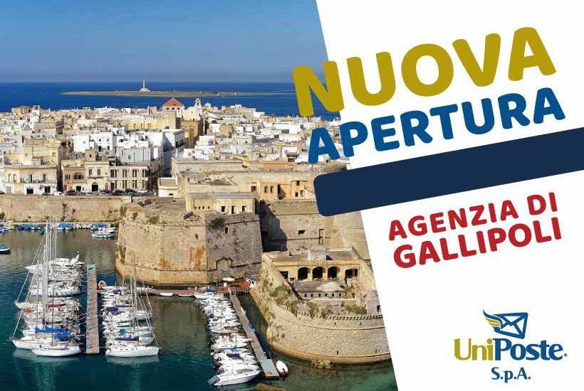 Gallipoli1_nuova agenzia UniPoste