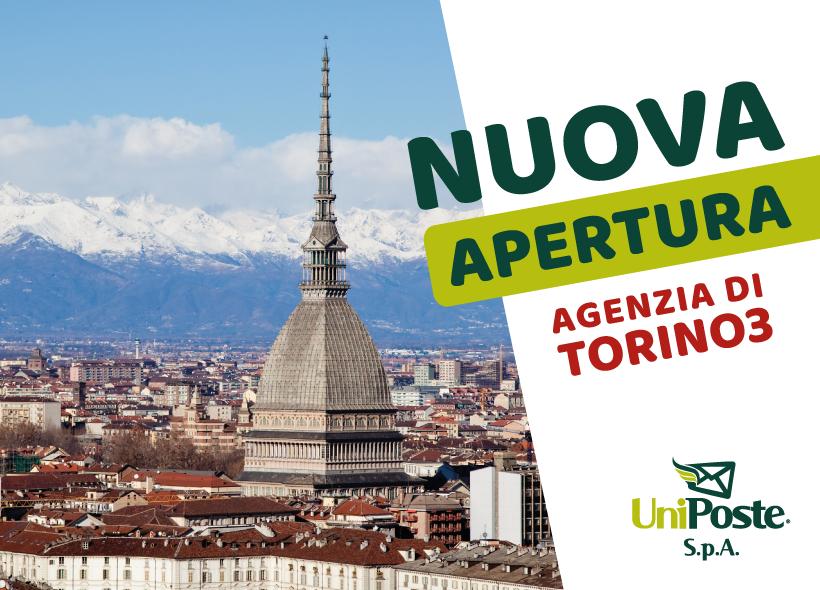 Agenzia UniPoste Torino 3