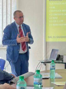 Presidente UniPoste SpA Dott. Francesco Paduano